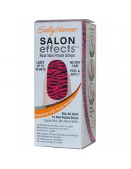 Sally Hansen Salon Effects Nail Polish, Animal Instinct, 16 Count