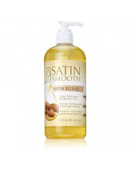 SATIN SMOOTH AT-SSWLR16G Satin Release Wax Residue Remover, 16 Ounce