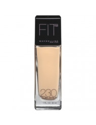 Myb Foundtn 230 Fitme Nat Size 1.Flo Maybelline Fitme Liquid Foundation 230 Natural Buff 1oz
