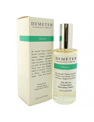 Mojito by Demeter for Women Pick-Me Up Cologne Spray, 4 Ounce