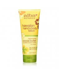 Alba Hawaiian Spa Hand And Body Lotion Cocoa Butter - 7 fl oz