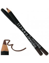 Chocolate #528 L.A. Colors Smooth Smudge-proof Long-lasting Lipliner Pencil