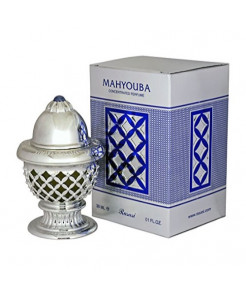 Mahyouba for Men and Women (Unisex) CPO - Concentrated Perfume Oil (Attar) 30 Ml (1.0 oz) | Confidence & Elegance | Fresh Lavendar & Citric Scent | Temper to Perfection | by RASASI Perfumes