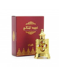 Oudh Al Methali Unisex CPO - Concentrated Perfume Oil 15 ML (0.51 oz) | Arabian Perfumery | Blend of High-Quality Oudh with Spices and Floral & Fruity Accord | Contemporary Classic | by RASASI Perfumes