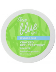 Bath and Body Works True Blue Spa Cracked Heel Treatment Spa Size Heel of Approval 10 Ounce Full Size