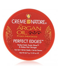 Creme of Nature Argan Oil Perfect Edges, 2.25 Ounce