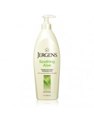 Jergens Refreshing Moisturizer Soothing Aloe, 21 fl. oz (Pack of 3)