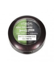 L'oreal Paris Hip Studio Secrets Professional Matte Shadow Duos, Perky, 0.08 ...