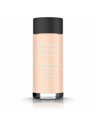 Neutrogena Shine Control Liquid Makeup Broad Spectrum Spf 20, Nude 40, 1 Oz.
