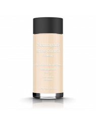 Neutrogena Shine Control Liquid Makeup Broad Spectrum Spf 20, Classic Ivory 10, 1 Oz.