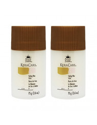 Keracare Styling Wax Stick 2.6oz (Pack of 2)