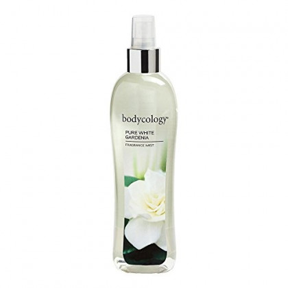 Bodycology Mist Pure White Gardenia, 8 Ounce