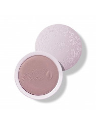 100% PURE Powder Blush (Fruit Pigmented), Mauvette, Soft Shimmery Finish, Nourishes Skin w/Rosehip Oil, Cocoa Butter, Natural Makeup (Plum Mauve) - 1.81 oz