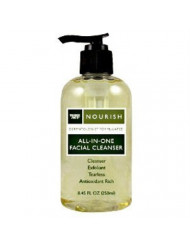 Trader Joe's Nourish All-In-One Facial Cleanser by Nicorobin