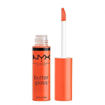 NYX Professional Makeup Butter Gloss, Cherry Cheesecake, 0.27 Fluid Ounce