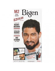 BIGEN Hoyu Ezcolor for Men, Real Black M2