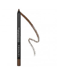 SEPHORA COLLECTION Contour Eye Pencil 12hr Wear Waterproof 0.04 Oz 12 Cappuccino - Brown Glitter