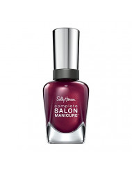 Sally Hansen - Complete Salon Manicure Nail Color, Wine Not - 411/480, Pack of 1