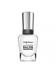 Sally Hansen Complete Salon Manicure Nail Polish, Clear'd for Takeoff 0.5 Ounce Long-Lasting Nail Polish with Gel Shine & Nourishing Care