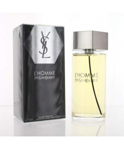 Yves Saint Laurent L'Homme Eau De Toilette Spray, 6.7 Fl.Oz