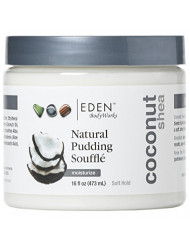 EDEN BodyWorks Coconut Shea Pudding Souffle, 16oz
