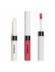 Covergirl Outlast All-Day Lip Color With Topcoat, Rose Pearl