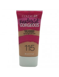 COVERGIRL Ready Set Gorgeous Foundation Buff Beige 115, 1 oz (packaging may vary)