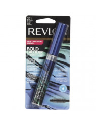Revlon Bold Lacquer Grow Luscious Length+Volume Mascara - WP Blackest Black (221) - 0.24 oz