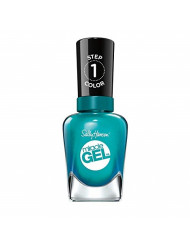 Sally Hansen Miracle Gel Nail Polish, Combustealble, 0.5 Ounce