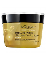 L'Oreal Advanced Haircare Total Repair 5 Damage-Erasing Balm 8.5 oz (Pack of 6)