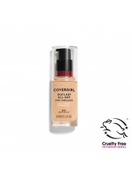 COVERGIRL Outlast All-Day Stay Fabulous 3-in-1 Foundation, 1 Bottle (1 oz), Creamy Natural Tone, Liquid Matte Foundation & SPF 20 Sunscreen (packaging may vary)