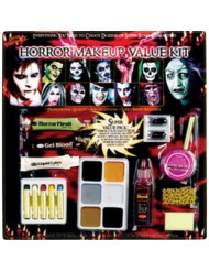 Halloween Horror Makeup Value Kit