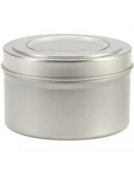 "Bath Salt Tin 1.75""X2.75"" 4oz-"