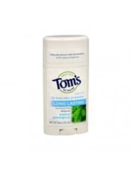 Tom's of Maine Natural Deodorant Stick Woodspice 2.25 oz