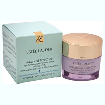 Estee Lauder Advanced Time Zone Age Reversing Line Wrinkle Creme, 1.7 Ounce