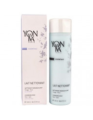 YON-KA LAIT NETTOYANT - Delicate Cleansing Milk for Dry or Mature Skin Types To Remove Eye and Face Makeup (6.6 Ounce / 200 Milliliter)