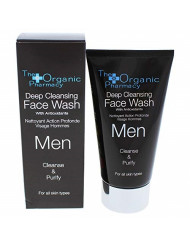 Men Deep Cleansing Face Wash 75 ml by The Organic Pharmacy