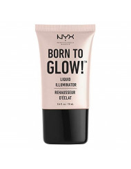 NYX PROFESSIONAL MAKEUP Born To Glow Liquid Illuminator, Sunbeam