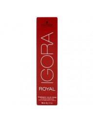 Schwarzkopf Professional Igora Royal Permanent Hair Color, 5-68, Light Brown Chocolate Red, 60 Gram