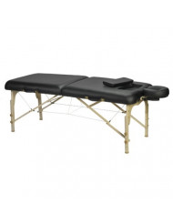 Nirvana 10213 Massage Table Package 30 Width, Black