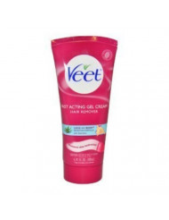 Veet Hair Removal Gel Cream Sensitive Skin Formula - 6.76 fl oz