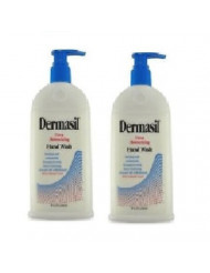 Dermasil Extra Moisturizing Hand Wash, enriched with moisturizing Dermasil formula, 8 Fl Oz (2 Pack)