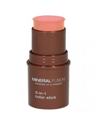 Mineral Fusion 3 In 1 Color Stick Terra Cotta, 0.18 Oz