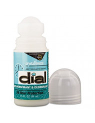 Dial Crystal Breeze Anti-Perspirant Deodorant Roll-on - 1.5 oz - Pack of 12