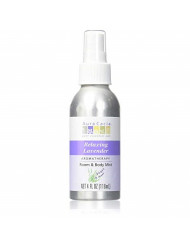 Aura Cacia - Aromatherapy Mist for Room and Body Lavender - 4 fl. oz.