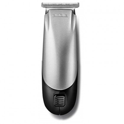 Andis Cordless Trim 'N Go 14-Piece Portable Beard/Hair Trimmer, Black/Silver, Model PS-1 (24870)