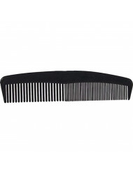 "5"" Black Hair Comb - CASE of 2160"