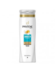 Pantene Shampoo Smooth & Sleek 12.6 Ounce (3 Pack)