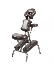 Master Massage Bedford Portable Light Weight Massage Chair with Carrying Case