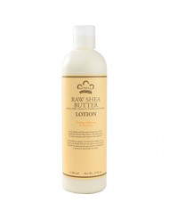 Raw Shea Butter Body Lotion 13 fl Ounce (384 ml) Lotion